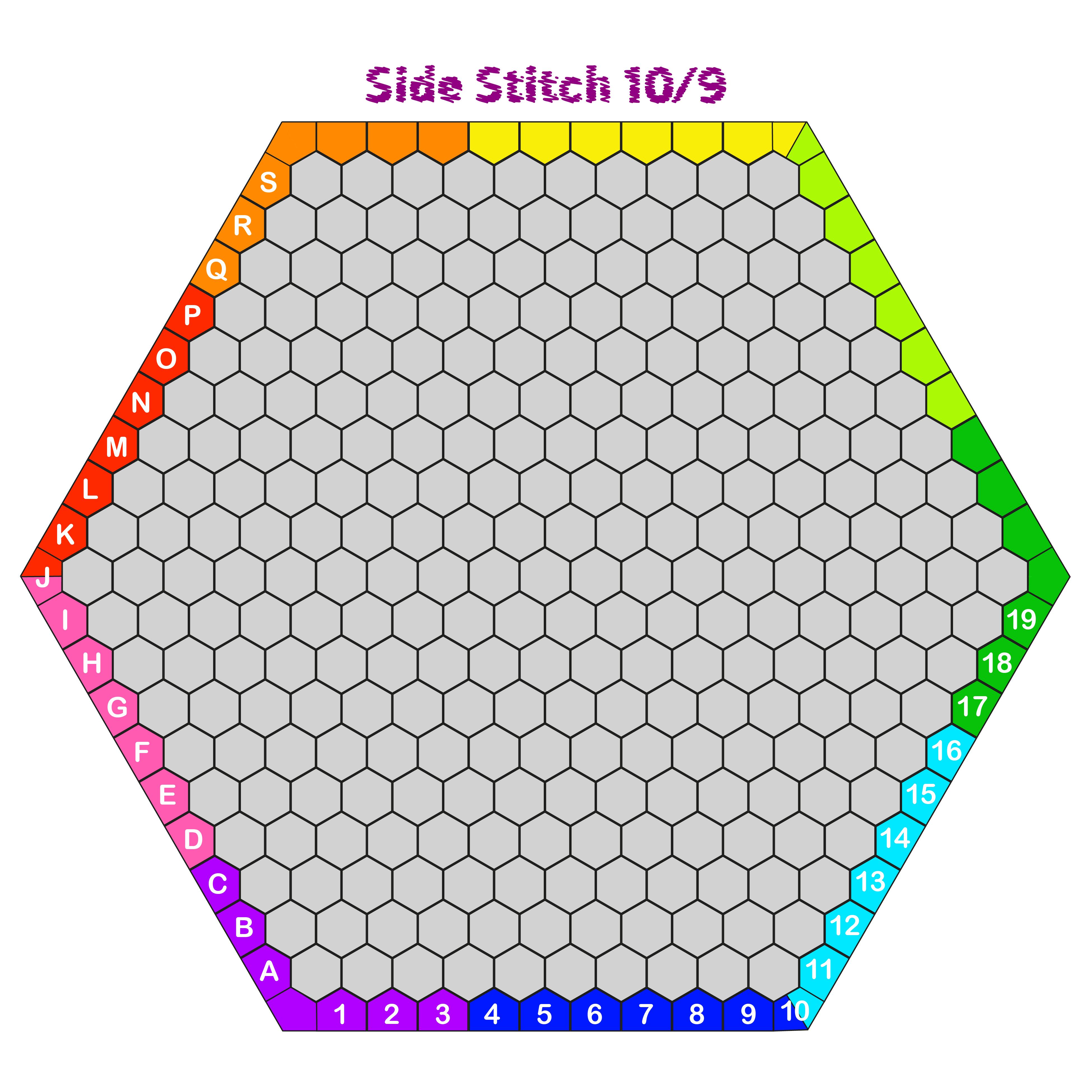 Side Stitch 10-01